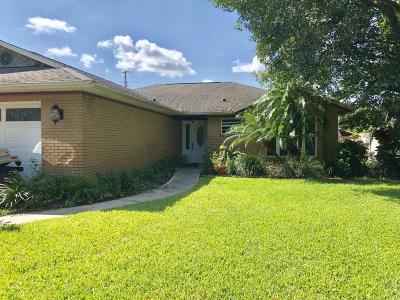 Sebastian Single Family Home For Sale: 712 Cavern Terrace