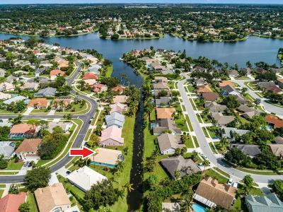 Wellington Single Family Home For Sale: 1288 Lake Breeze Drive
