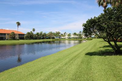 Boynton Beach Condo For Sale: 7408 Lake Meadow Way #102