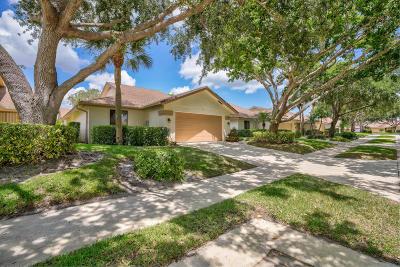 Jupiter Single Family Home For Sale: 310 Ridge Road