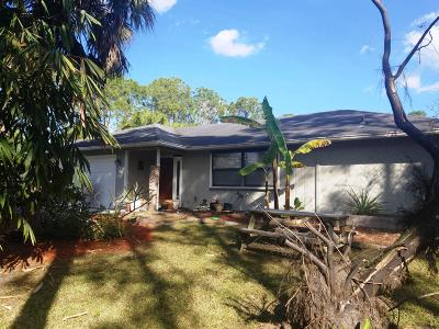 Palm Beach Gardens Single Family Home For Sale: 15688 83rd Way