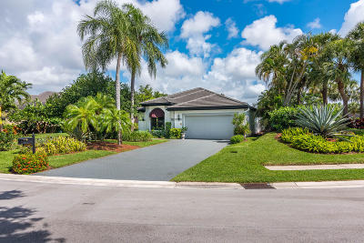 Boca Raton Rental For Rent: 5490 Steeple Chase