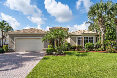 Boynton Beach Single Family Home For Sale: 7419 Greenport Cove