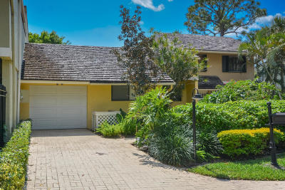 Boca Raton Townhouse For Sale: 5668 Santiago Circle