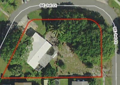 Boynton Beach Single Family Home For Sale: 2848 SE 1st Court