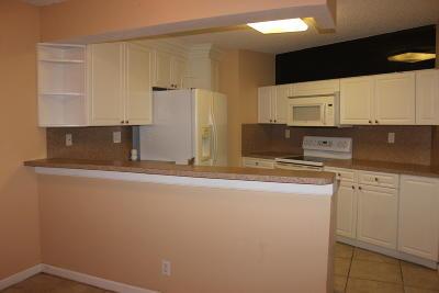 Boca Raton Rental For Rent: 8189 Severn Drive #D