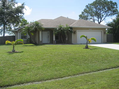 Single Family Home Sold: 137 SW Sea Lion Road