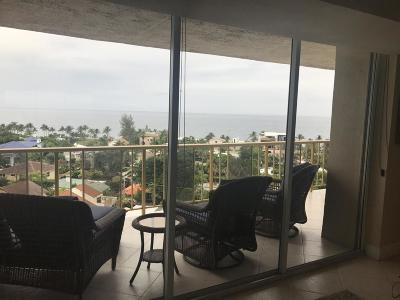 Fort Lauderdale Rental For Rent: 2701 Ocean Boulevard #10a
