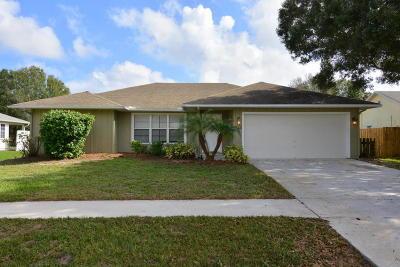Vero Beach Single Family Home For Sale: 340 22nd Avenue