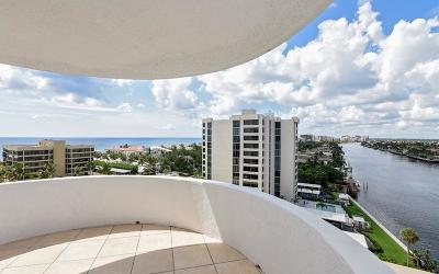 Delray Beach Condo For Sale: 2200 S Ocean Boulevard #1003