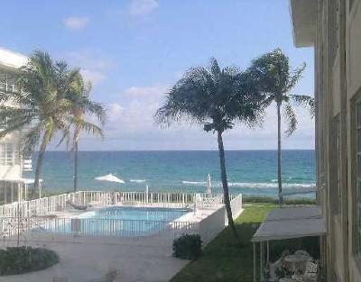 Gulf Stream Rental For Rent: 3851 Ocean Boulevard #409