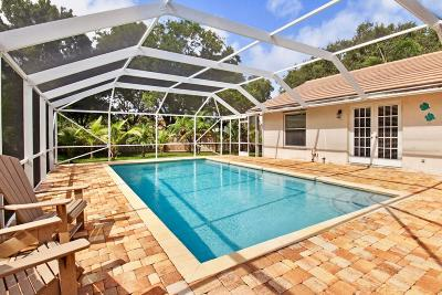 Tequesta Single Family Home Contingent: 4384 Nicole Circle