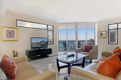 Singer Island Rental For Rent: 4600 Ocean Drive #1802