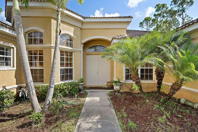 Jupiter Single Family Home Contingent: 12315 179th Court