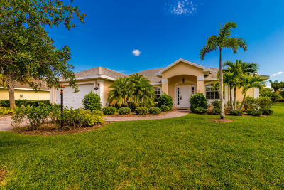 Vero Beach Single Family Home For Sale: 5616 Riverboat Circle SW