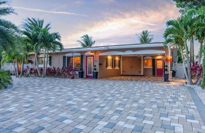 Oakland Park Multi Family Home For Sale: 1070 NE 34th Court