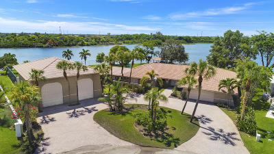 Delray Beach Single Family Home For Sale: 1520 Lake Drive
