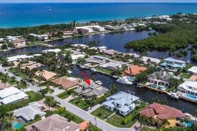 Ocean Ridge Single Family Home For Sale: 20 Eleuthera Drive
