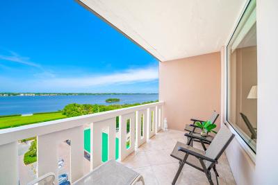 Palm Beach Condo For Sale: 3450 S Ocean Boulevard #727