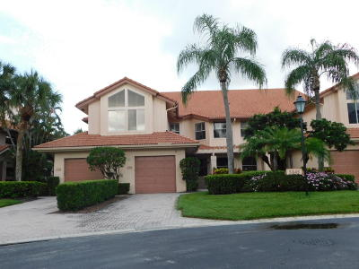Boca Raton Townhouse For Sale: 5845 NW 24th Avenue #1101