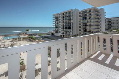 Palm Beach Condo For Sale: 3450 S Ocean Boulevard #317