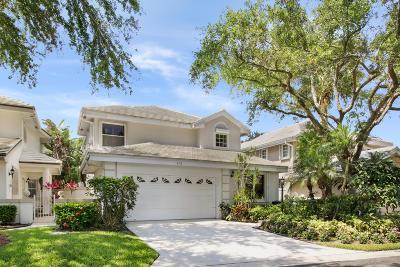 Palm Beach Gardens Single Family Home For Sale: 276 Canterbury Drive W