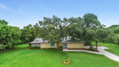 Delray Beach Single Family Home For Sale: 3623 Lone Pine Rd