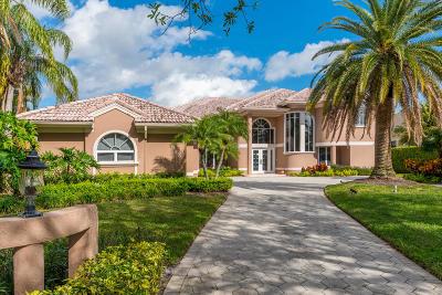 Jupiter Single Family Home For Sale: 148 Spyglass Lane