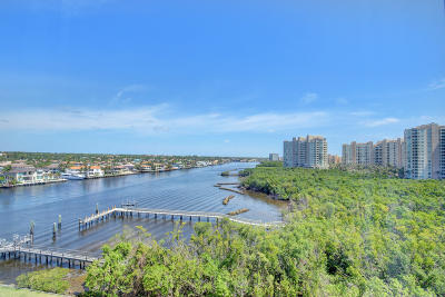 Highland Beach Condo For Sale: 3912 S Ocean Boulevard #901