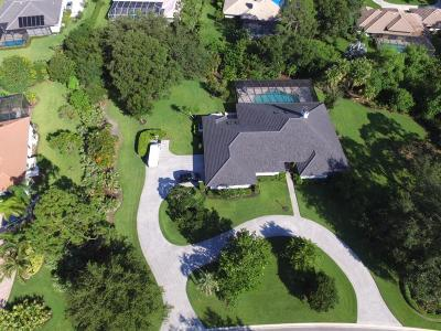 Port Saint Lucie Single Family Home For Sale: 7685 Wexford Way