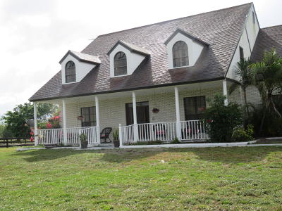Deer Run, Deer Run Lot 196 Single Family Home For Sale: 2199 Palm Deer Drive