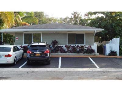 Fort Lauderdale Rental For Rent: 1632 NE 4 Place #4