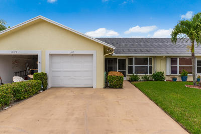 Hobe Sound Single Family Home For Sale: 11187 SE SEa Pines Circle