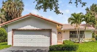 Coral Springs Rental For Rent: 827 NW 87th Avenue