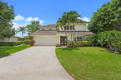 Palm Beach Gardens Single Family Home For Sale: 7 Lethington Road