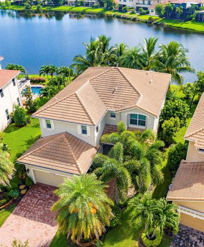 Palm Beach Gardens Single Family Home For Sale: 12228 Aviles Circle