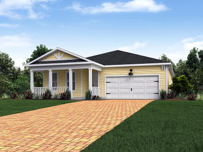 Stuart Single Family Home For Sale: 4702 SW Millbrook Lane