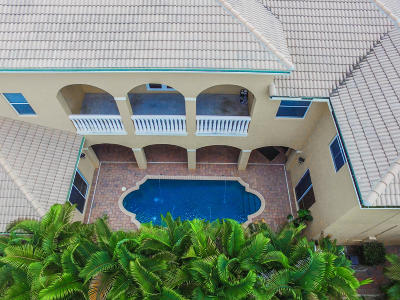 West Palm Beach Single Family Home For Sale: 9171 Nugent Trail