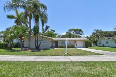 Boca Square Single Family Home For Sale: 391 SW 12th Avenue