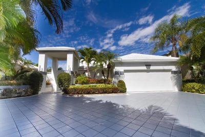 Boca Raton Single Family Home For Sale: 7961 Yorkshire Court