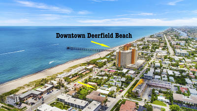 Deerfield Beach Multi Family Home For Sale: 600 NE 20th Avenue