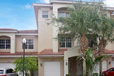 Cielo Townhomes At Shops Of Donald Ross Rental For Rent: 4555 Artesa Way S