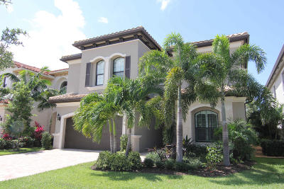 Delray Beach Single Family Home For Sale: 9487 Eden Roc Court