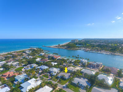 Jupiter Inlet Colony Single Family Home For Sale: 141 Beacon Lane