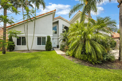 Palm Beach Farms, Palm Beach Farms Co 10 Of North Deerfield Pb6p1 Single Family Home For Sale: 1460 SW 14th Drive