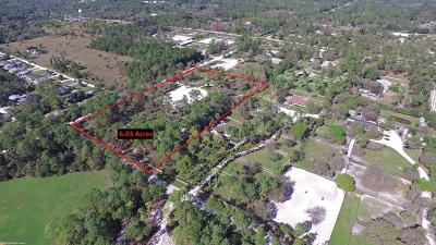 Loxahatchee Single Family Home For Sale: 13967 E Citrus Drive