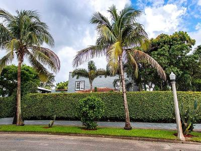 West Palm Beach Multi Family Home For Sale: 600 Biscayne Drive