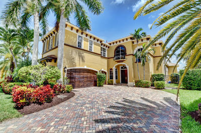 Delray Beach Single Family Home For Sale: 6403 D'orsay Court