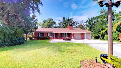 Vero Beach Single Family Home Contingent: 1160 49th Avenue