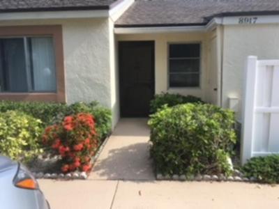 Boca Raton Single Family Home For Sale: 8917 Windtree Street